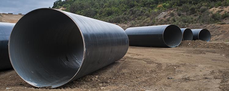 Steel Pipe Large Diameter - Industrial Pipe Supplier   Midway